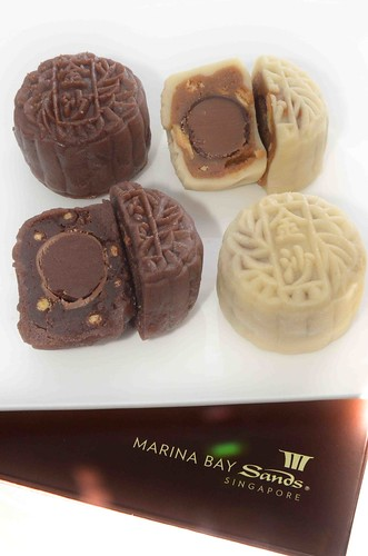 Dark Chocolate Orange Grand Marnier & Salted-Caramel Almond Crunch