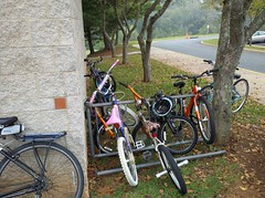 Bike Racks At Crozet Schools Realcrozetva