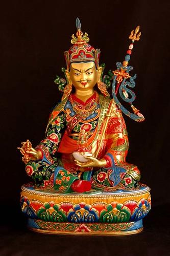 Padmasambhava Statue, Nepal