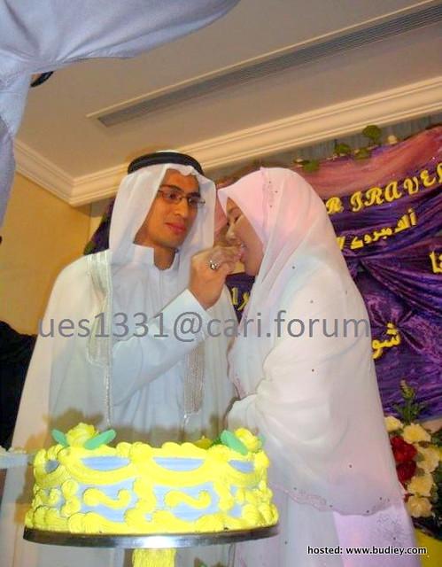 Ashraf Muslim Kahwin di Mekah