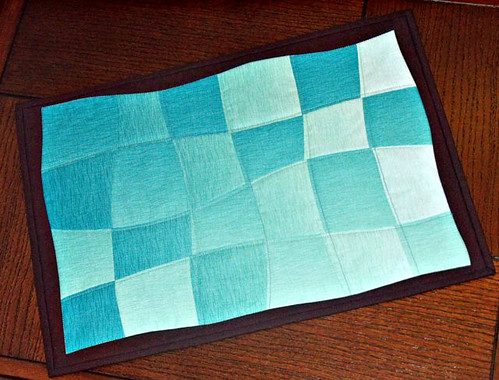 Woven Illusions Placemat - Jean Jones