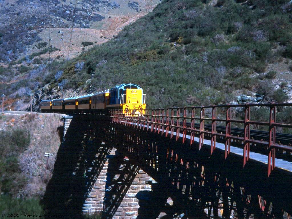 Taieri Gorge Scenic Railway