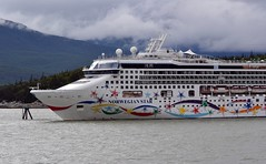 Norwegian Star - Cruise ship - Alaska