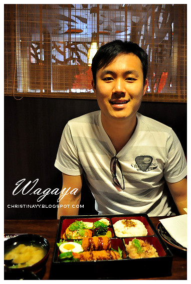 Wagaya Japanese Restaurant in Chinatown Brisbane