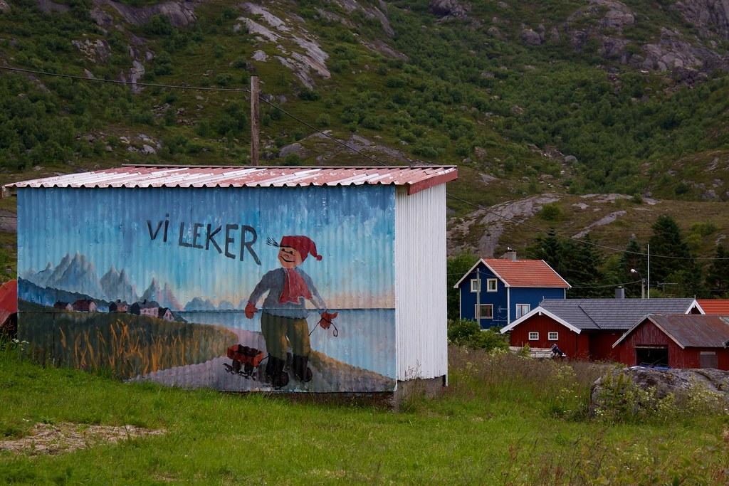 MC Scandinavia 36 Vestvågøy