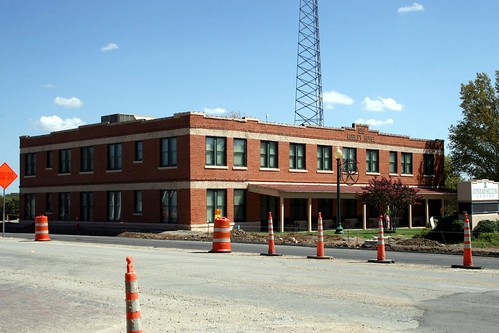old mobley hotel (first hilton hotel)
