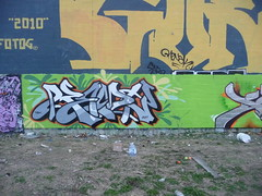 Kemt (FlickA143) Tags: graffiti montral montreal tbk kempt
