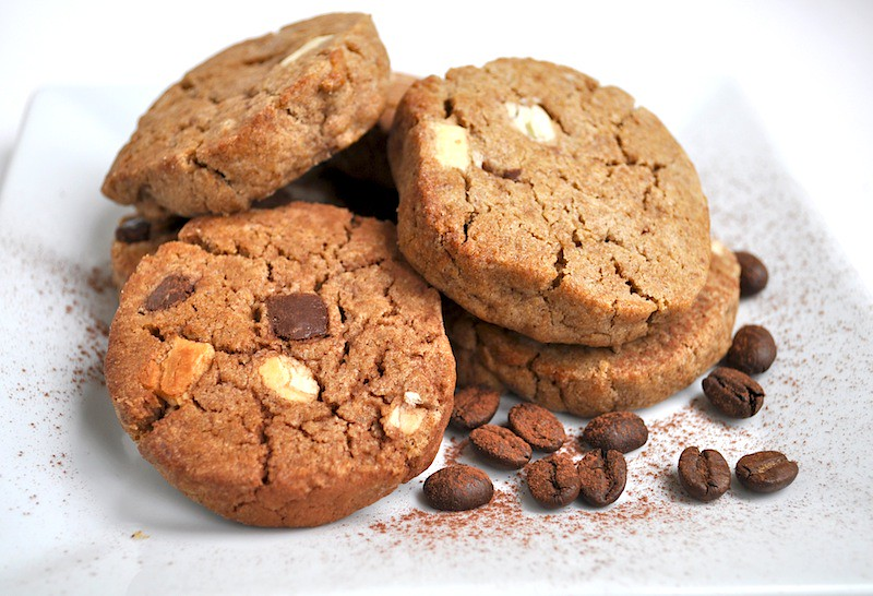 Mochaccino Cookie Mix