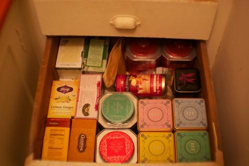 i really enjoy tea
