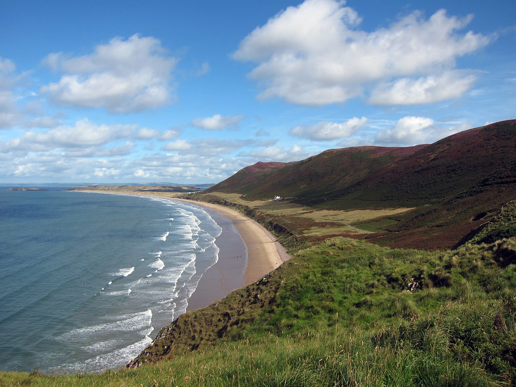 Rhossili Bay Car Park Charges
