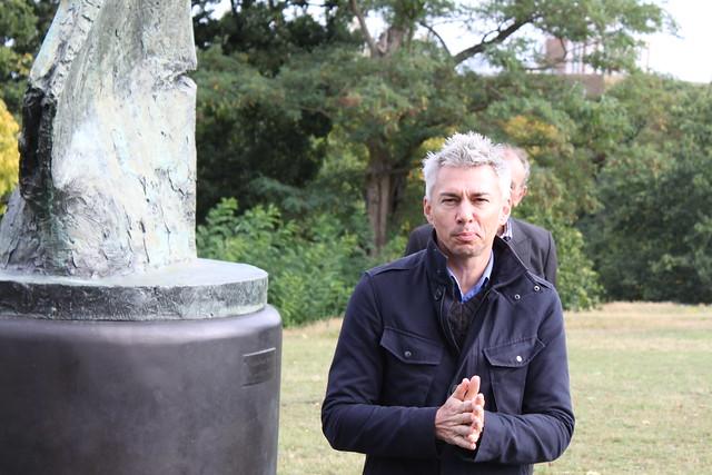 Jonathan Edwards in Greenwich Park