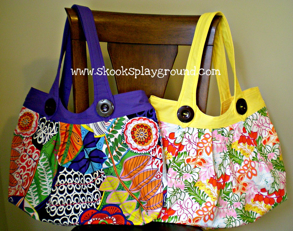 Fancy Pants Beach Bags