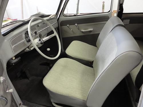 Bekleding en tapijt Volkswagen Kever 1964 | Dominique Scholtes