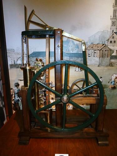 James Watt Steam Engine, Kelvingrove Museum