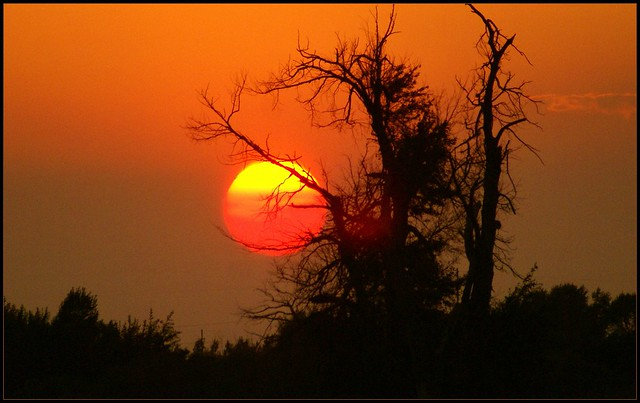 Sunset - September 7, 2011