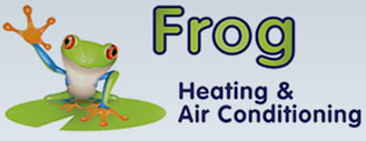 Frog Heating and Air Conditioning - Repair Service