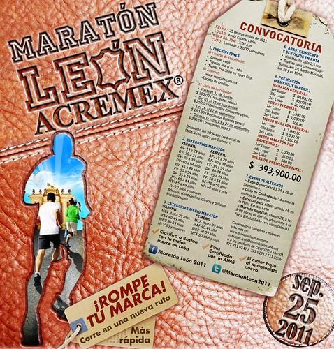 Maratón de León 2011