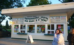 Whippi-Dip (creed_400) Tags: summer food hot west ice shop michigan cream august fries burgers hotdogs bbqs fruitport nortonshores whippidip