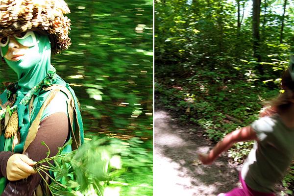Skovens Ånder - forest spirits