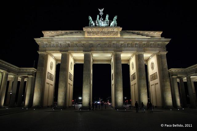 Berlín - Puerta de Brandemburgo