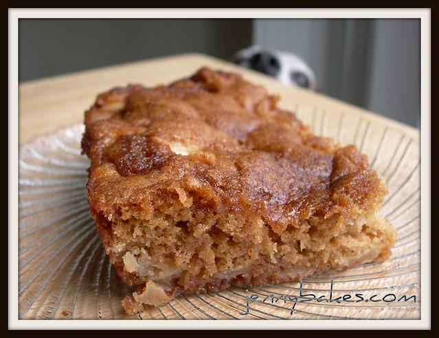 Frances's Apple Cake