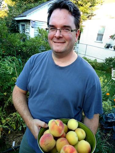 peach farmer