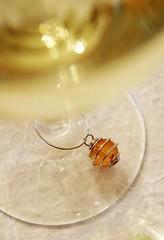 Where is my wine? (MoniqueDK) Tags: orange marker wineglass whitewine oranje odc wijnglas wittewijn ourdailychallenge moniquedk moniquedkoens
