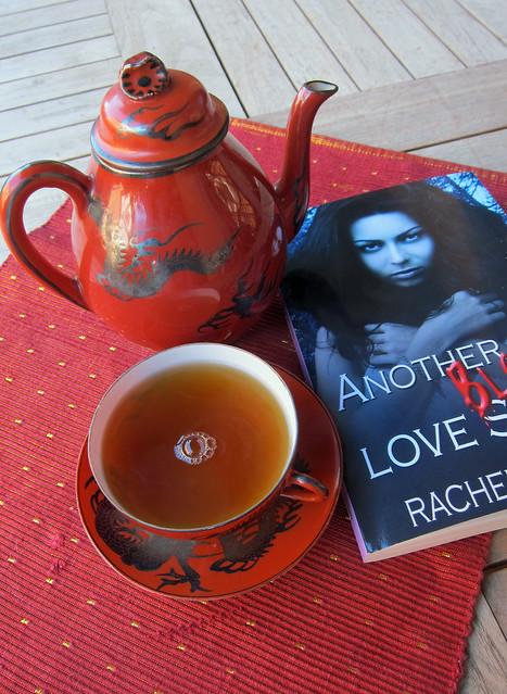 Tea with Rachel Green