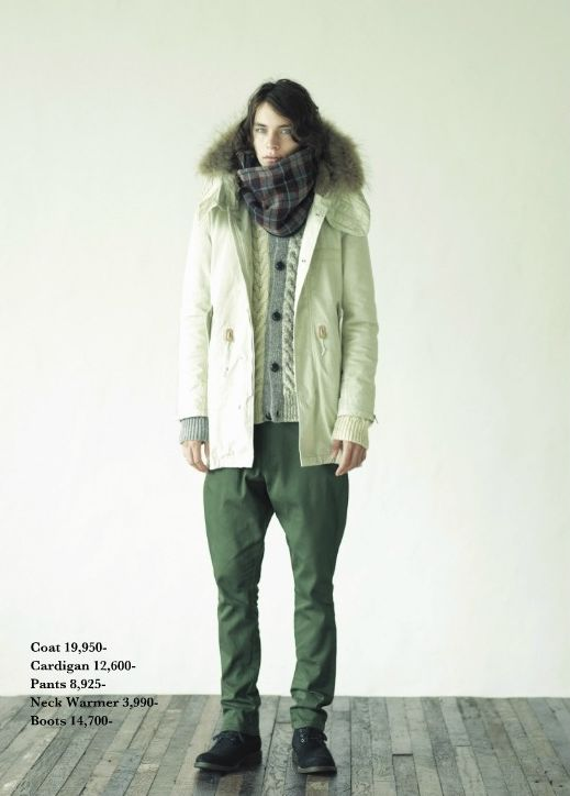 Jaco Van Den Hoven0472_HARE 2011 AW Collection