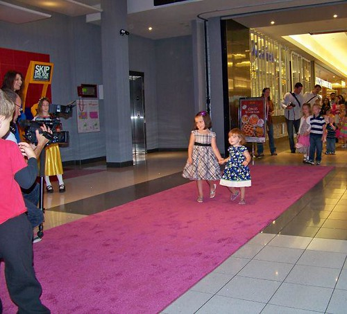Barbie - Pink Carpet
