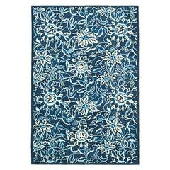 Ralph Lauren marseille french indigo (Hemphill's Rugs & Carpets) Tags: lauren french marseille indigo rugs ralph ralphlauren
