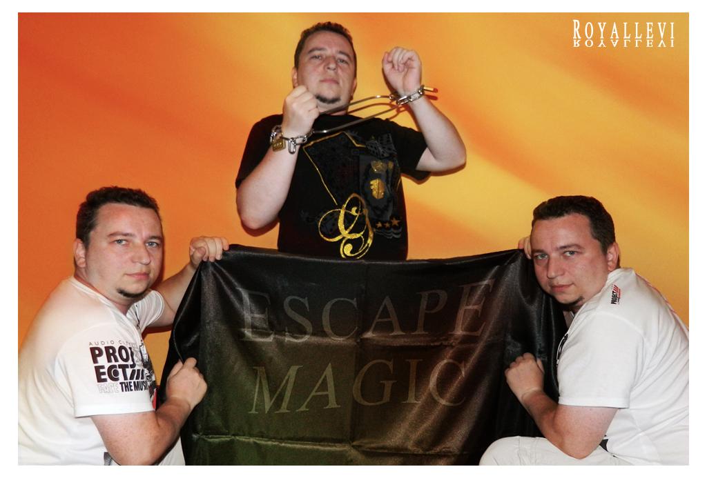 Handcuff Escape Magic Show