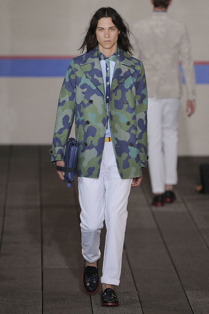 SS12 New York Tommy Hilfiger004_Miles McMillan(VOGUE)