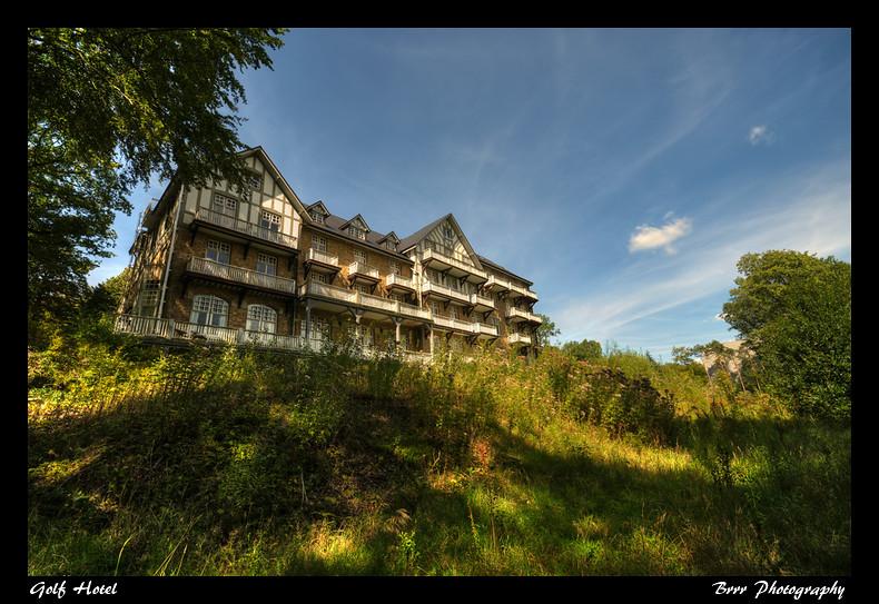 Urbex Golf Hotel
