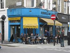 Moroccan Cafe (SReed99342) Tags: uk london shop cafe tea morocco portobello moroccan ladbrokegrove moroccanhouse