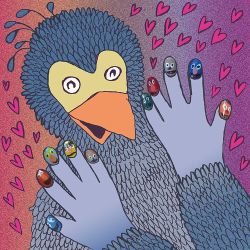 BIGBIRD PINO NAILS