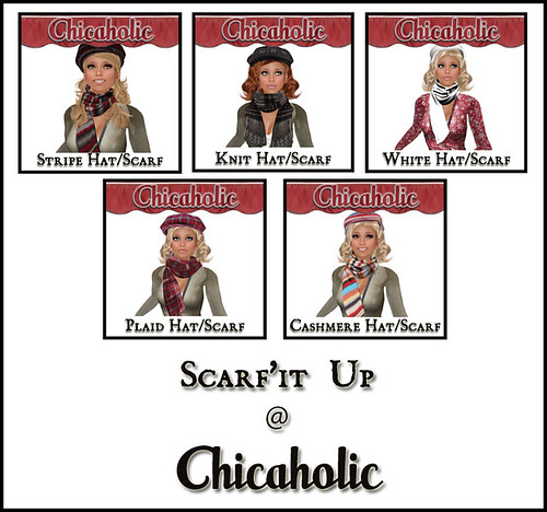Chicaholic Scarf'it Up! by Shabby Chics