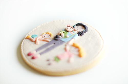 Çiseren'in Bebekleri cookie