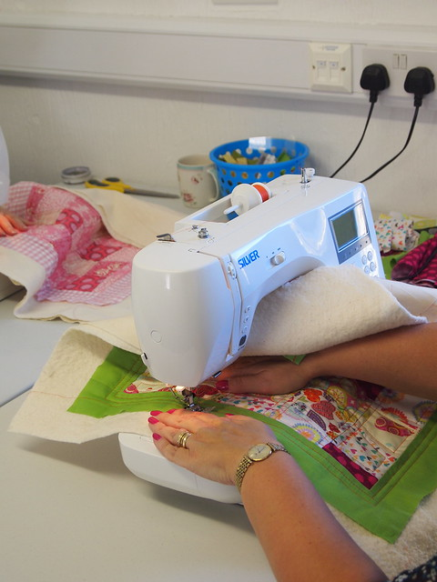 patch fabrics workshop