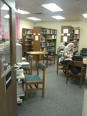 Genealogy Room - Franklin Memorial Library