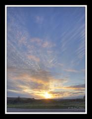 Sunset Ballinacurra, Co.Cork