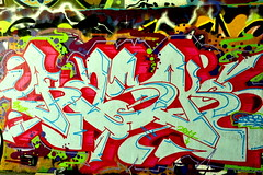 Rask BH (Grimey  Trains) Tags: street canada art vancouver graffiti bc burner bomb bh bhg apk rask