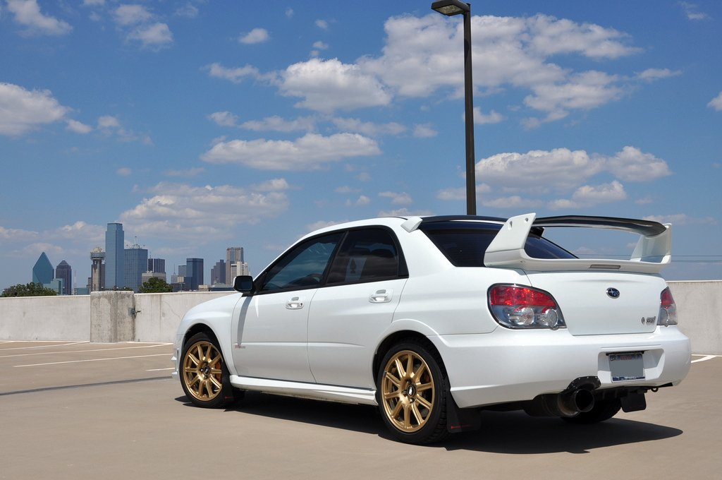 DFW Car Photography Spots - NASIOC
