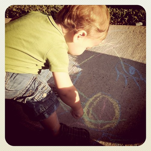 Drawing circles around us!
