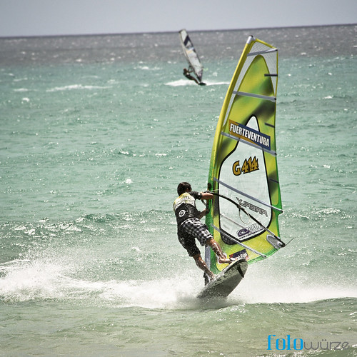 World Cup 2011 - Windsurfing & Kiteboarding