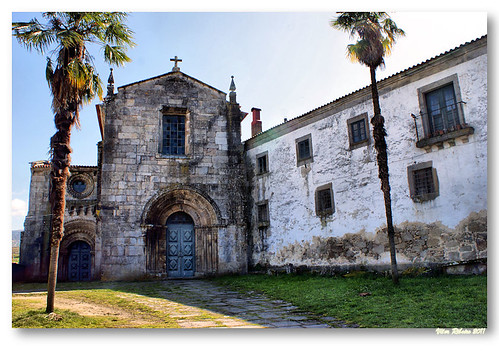 Igreja de São Salvador de Paderne #2 by VRfoto