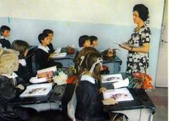 Dita e par n shkoll, 1 shtator 1986. Rentre des classes, 1er septembre 1986, Durrs, Albanie. (Only Tradition) Tags: al albania communisme albanien shqiperi shqiperia durazzo albanija albanie shqip shqipri durrs ppsh shqipria shqipe arnavutluk hcpa albani   gjuha   rpsh  rpssh   dyrrachium epidamnos   komunizm    albnija
