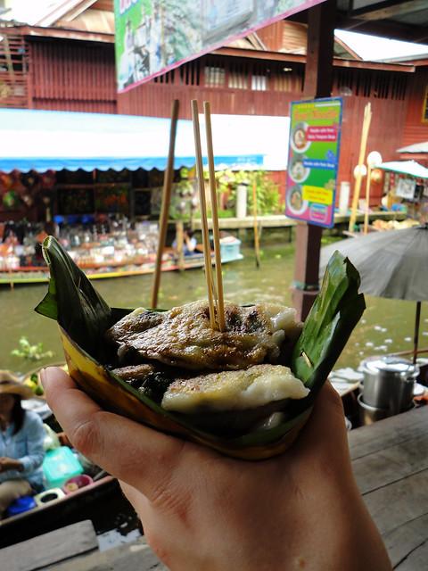 Thailand 42 floating market