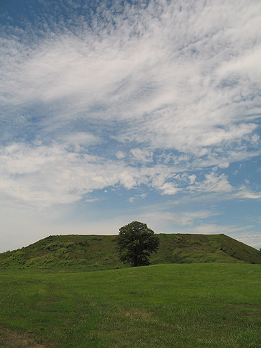 Monks Mound, Cahokia