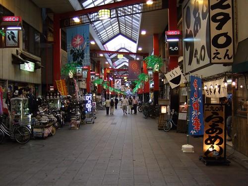 0052 - 06.07.2007 - Alrededores Hotel Asakusa